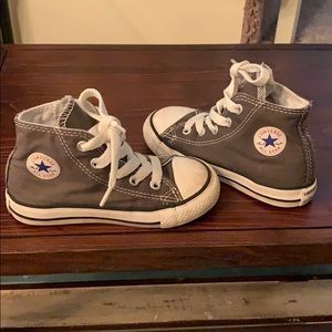 Converse toddler high tops
